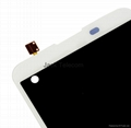 For LG K5 Touch Screen assembly white