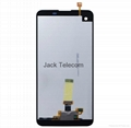 For LG K5 Touch screen Assembly black 2