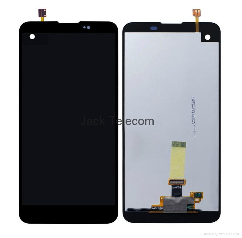 For LG K5 Touch screen Assembly black 1