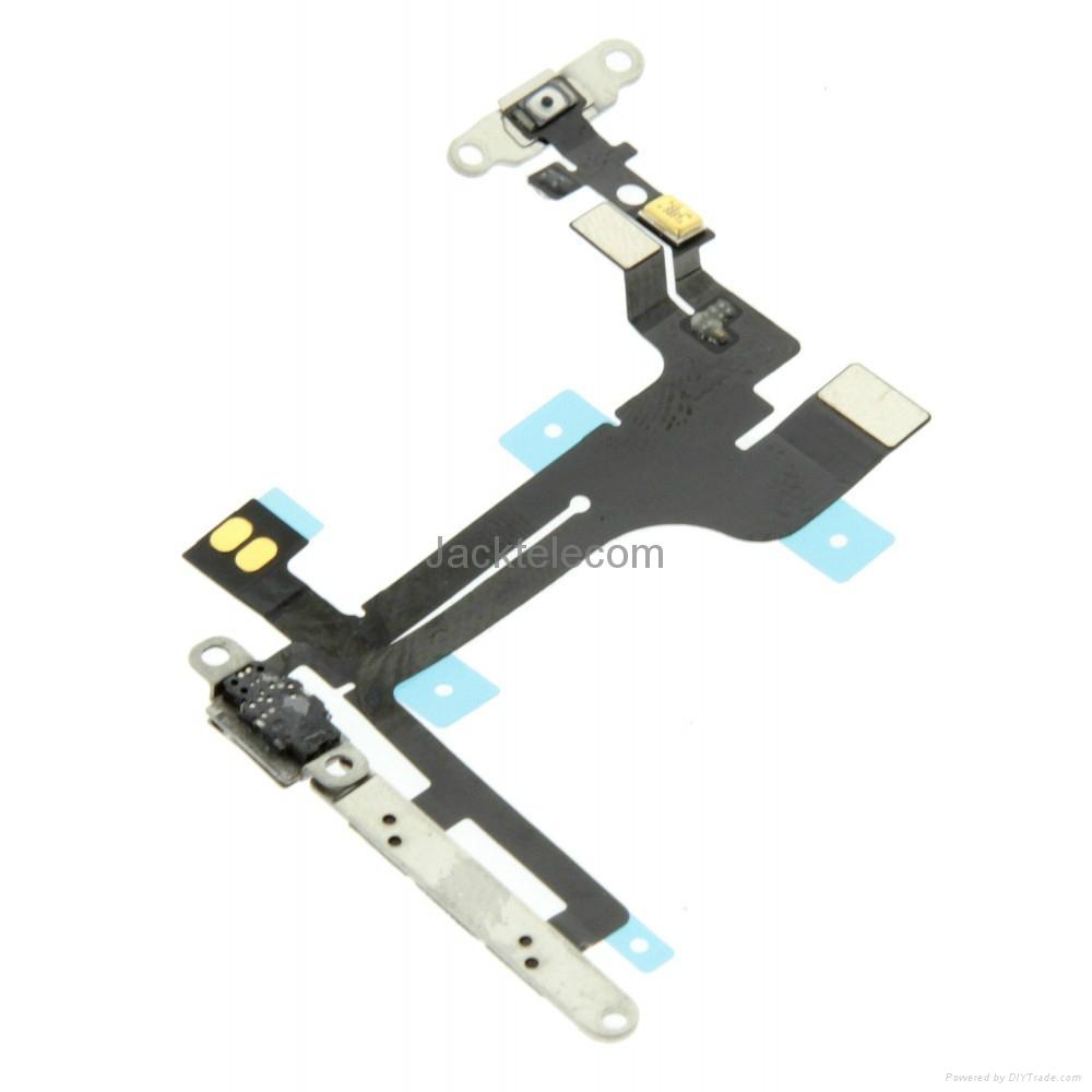 Iphone C Home Button Flex Cable