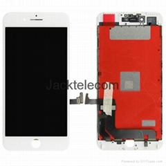 For iPhone 7 plus screen lcd assembly white aftermarket (Hot Product - 1*)