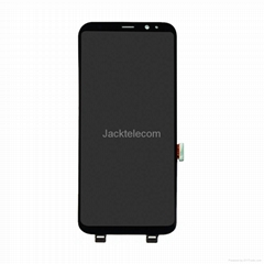 for Samsung S8 LCD Screen Display with frame Original