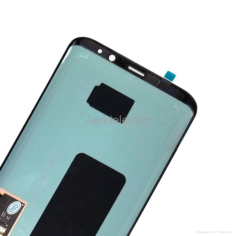 for Samsung S8 LCD Screen Display with frame Original 3