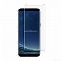 for Samsung S8 full cover tempered glass