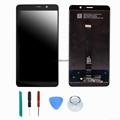 For Huawei Mate 9 lcd screen assembly black