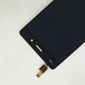 For Huawei P8 lite lcd screen black