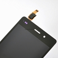 For Huawei P8 lite lcd screen black
