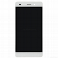 for Huawei P8 lite lcd assembly white