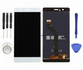 for Huawei P9 lite lcd screen assembly white