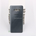 for Samsung S8 back cover black