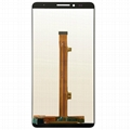 For Huawei Mate 7 lcd screen assembly black