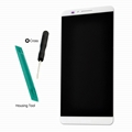 For Huawei Mate 7 lcd screen assembly white