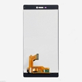 For Huawei P8 lcd screen assembly white
