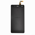 For Xiaomi 4 lcd screen assembly replacement black