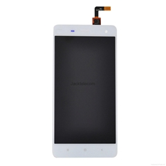 For Xiaomi 4 lcd screen assembly replacement white