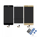 For Redmi Note 4 lcd screen replacement black