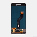 For Nexus 6P lcd screen replacement black