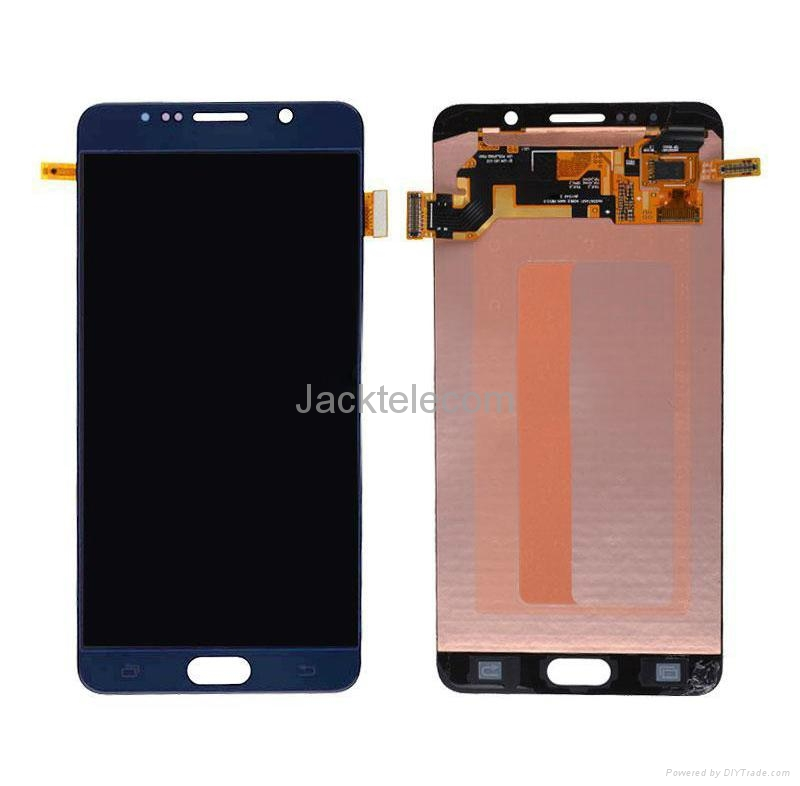 For Samsung Note 5 LCD and Digitizer Assembly Original 5