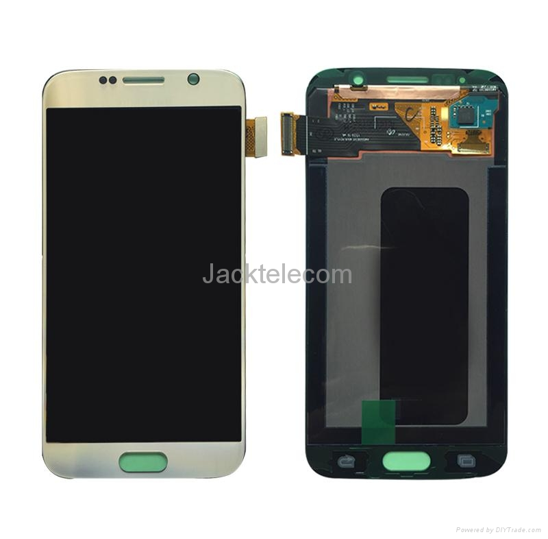 For Samsung S6 LCD and Digitizer Assembly Original 9