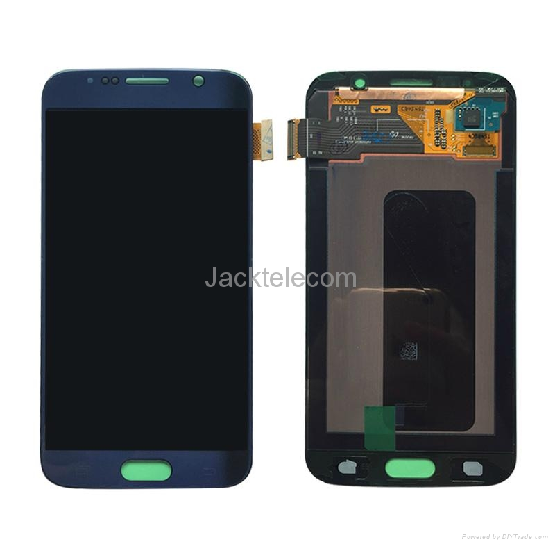 For Samsung S6 LCD and Digitizer Assembly Original 7