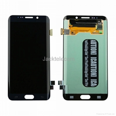 For Samsung S6 edge plus  LCD and Digitizer Assembly