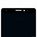For Huawei mate s lcd touch screen replacement black
