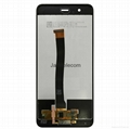 For Huawei P10 plus lcd touch screen replacement black