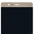For Huawei P9 plus lcd touch screen replacement gold