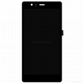 For Huawei P9 plus lite lcd touch screen replacement black