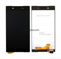 For Sony Z5 lcd touch screen replacement black 1
