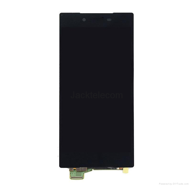 For Sony Z5 premuim lcd touch screen replacement black 2