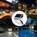 Solar Motion Lights,20 LED Security Lights Sensor Outdoor With waterproof Solar