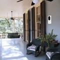 Doorbell Kit, Wireless Doorbell 1 Plug-in Chime with 1 Solar Push Button Transmi