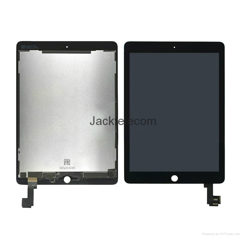 For  iPad Air 2 LCD Touch Screen Assembly Original Black 2