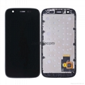 For Motorola G Lcd touch screen assembly black