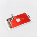 For iPhone 7 plus screen lcd assembly white LG