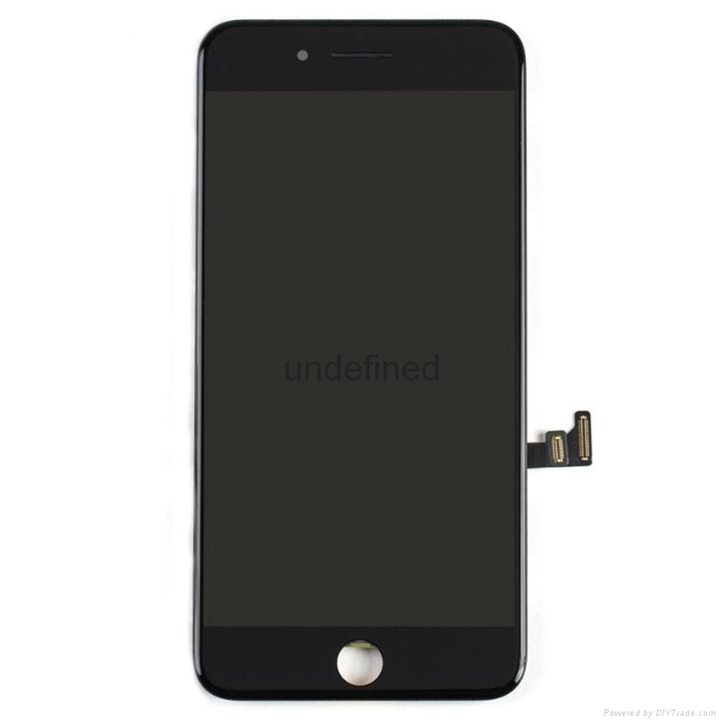 For iPhone 8 Plus LCD Touch Screen Assembly Black Original  5