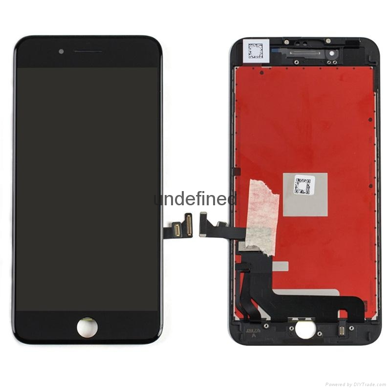 For iPhone 8 Plus LCD Touch Screen Assembly Black Original  1