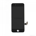 For iPhone 8 LCD Touch Screen Assembly Black Original  1
