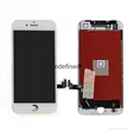 For iPhone 8 LCD Touch Screen Assembly White Original