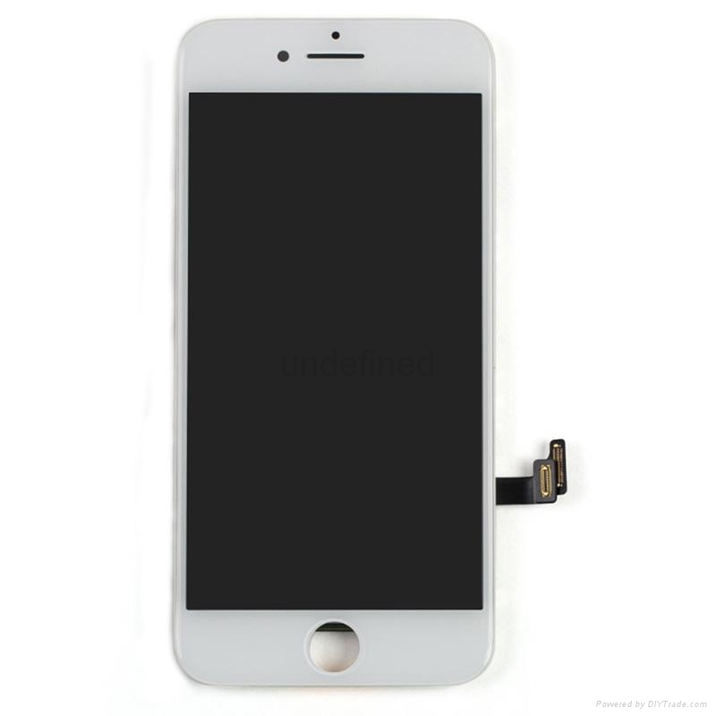For iPhone 8 LCD Touch Screen Assembly White Original  2