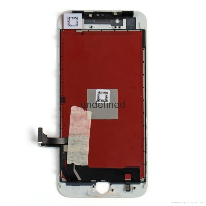 For iPhone 8 LCD Touch Screen Assembly White Original  3