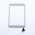 For iPad mini Touch Screen Digitizer With Home Button and IC Connector  Assembly