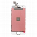 For iPhone 5 LCD with Touch Screen Digitizer Assembly White Aftermarket