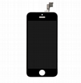For iPhone 5C Full Front LCD Screen Digitizer Assembly Original Black
