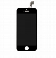 For iPhone 5C LCD and Digitizer Assembly Aftermarket Black