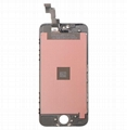 For iPhone 5S LCD Digitizer Assembly Aftermarket Black 2