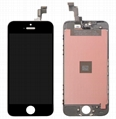 For iPhone 5S LCD Digitizer Assembly Aftermarket Black