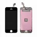 For iPhone 5S  LCD Digitizer Assembly Original Black