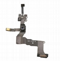 For iPhone 5S Front Camera with Sensor